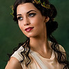 Ancient Greece : Photos of Ancient Greek Hairstyle.  Photography: Tim Babiak.  Model:  Ivy Negron.