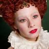 Elizabethan : Elizabethan hairstyles.  Photography: Tim Babiak.  Model: Ariel Livingston.  Wig and makeup: Allison Lowery.