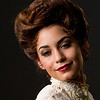 Gibson Girl : Gibson Girl Hairstyles.  Photography: Tim Babiak.  Model: Ivy Negron.  Wig and makeup: Allison Lowery.